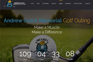 Andrew Gulch Memorial Golf Outing Website