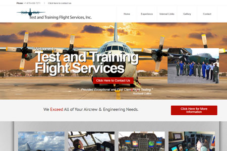 Test and Training Flight Services